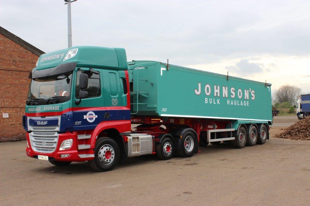 About - G & C Johnson (Claxby) Ltd - Haulage & Warehousing