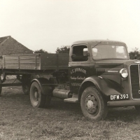 Old Lorry at North Kelsey 2