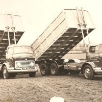 Commer Tippers